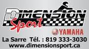 DIMENSION SPORT INC jobs