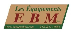 Les Équipments E.B.M. Inc. jobs
